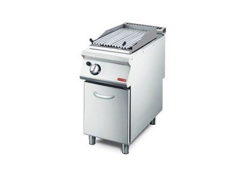 Gastro-M gas lavasteen grill VS70/40GRL