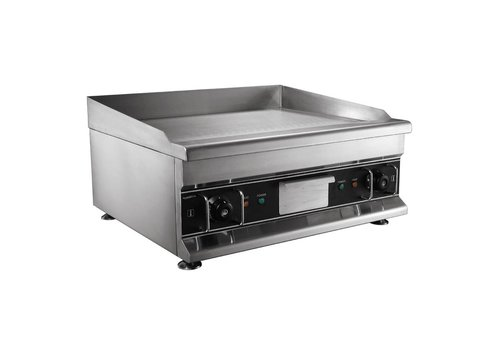 Combisteel Electric Griddle Smooth   60x52cm
