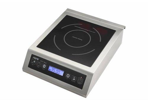 Saro Enkele Inductie kookplaat | 3500Watt