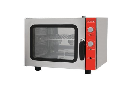 Gastro-M Convection oven for 4x GN 2/3 containers with humidifier