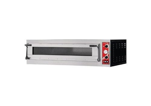 Gastro-M Pizza Oven 1 Room 2200 Watts | 3 Pizzas