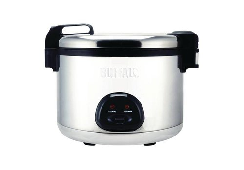 Buffalo Great Hospitality Reiskocher 2850 Watt | 20 Liter