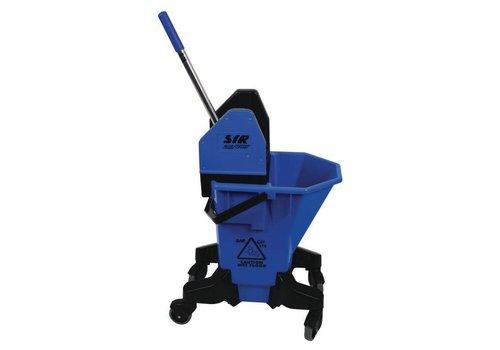 HorecaTraders Mop bucket blue