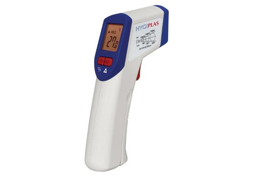 HorecaTraders Infrared thermometer -20 ° C to + 320 ° C
