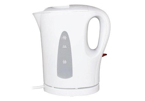 Caterlite Hotelzimmerwasserkocher |  1 Liter |  weiß