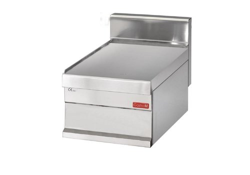 Gastro-M Work Unit with stainless steel tray | 65 (d) x40x28cm