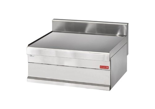 Gastro-M Hygienic Stainless Steel Work Unit with Drawer | 65 (d) x70x28cm