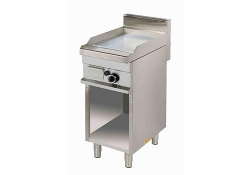 Combisteel Gas Griddle Open Base | 40x70x90cm