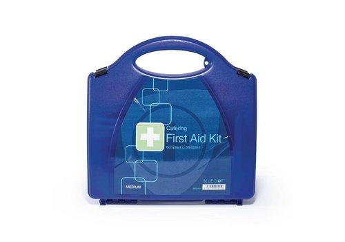 HorecaTraders Premium-Erste-Hilfe-Kasten Mittel Verpflegung