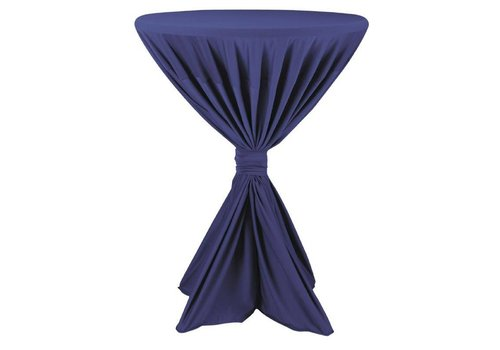 HorecaTraders Luxury table cover up to Ø100cm | 4 colors