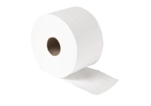 HorecaTraders 2-Schicht-Toilettenrollen | 24 Rollen