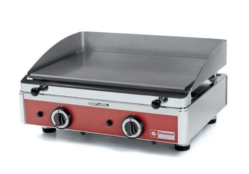 Diamond Doppel Griddle Gas 62x51x30 cm