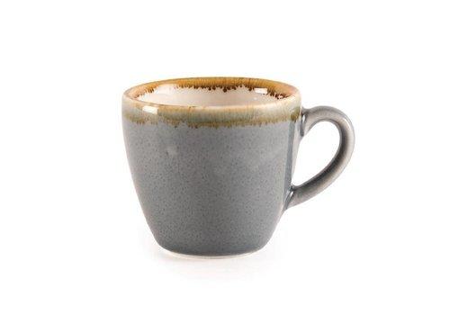 Olympia Blue porcelain espresso cups 8,5cl (6 pieces)