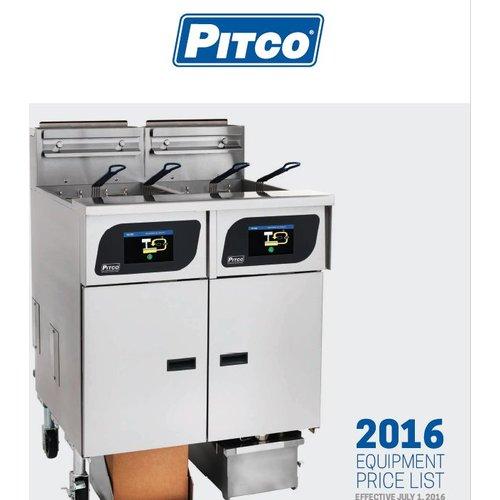 Pitco Friteuses