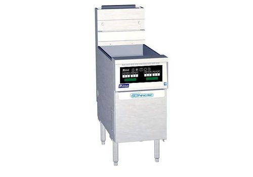 Pitco Deep Fryer Gas Computer Pitco Solstice Supreme SSH55