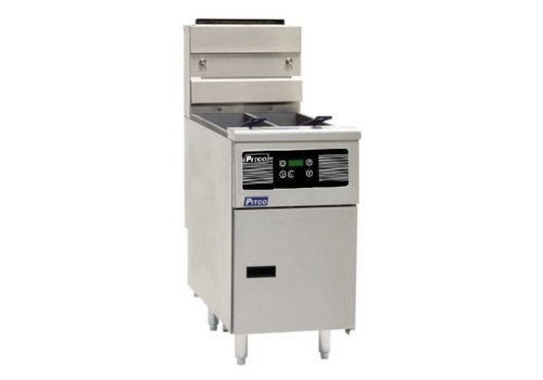 Pitco Fryer Electric Digital Solstice SE14T