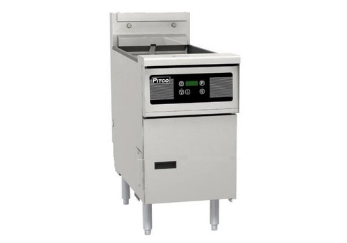 Pitco Friteuse Electric Digital Solstice SE14