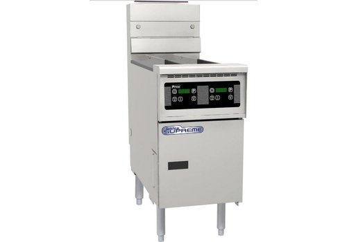 Pitco Fryer Gas Digital Solstice Supreme SSH55