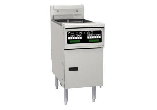 Pitco Fryer Electric Computer Solstice SE14SC