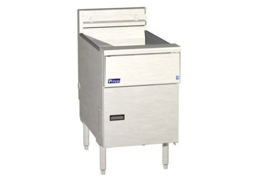 Pitco Fryer Electric Solid State SE18
