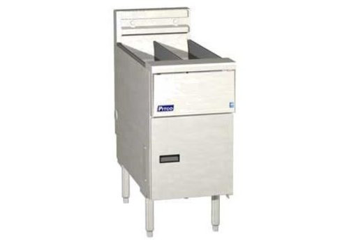 Pitco Fryer Electric Solid State Solstice SE14T