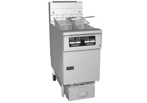 Pitco Fryer Gas Computer SG18S