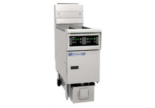 Pitco Friteuse Gas Digital Solstice SG14TS