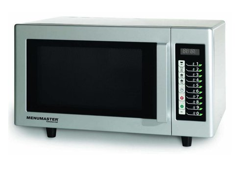 Menumaster Commercial Mikrowelle 1,5 kW RMS 510TS