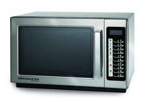 Menumaster Commercial Microwave 1,55kW RCS 511TS