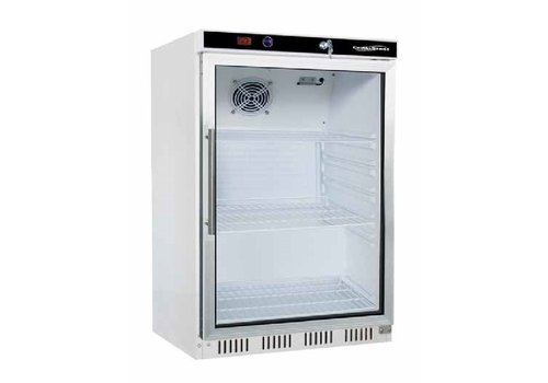 HorecaTraders Static Fridge with Glass Door Wouter