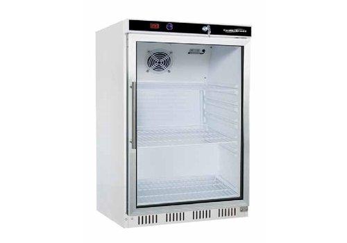 HorecaTraders Statischer Kühlschrank mit Goutür Wouter