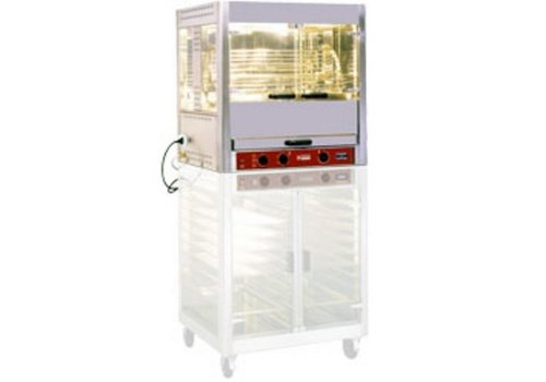 Diamond Chicken Grill Electric with Rotating Baskets 25 Chickens