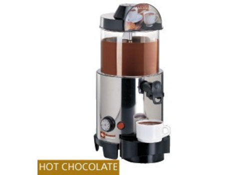 Diamond Hot chocolate dispenser 5 liters