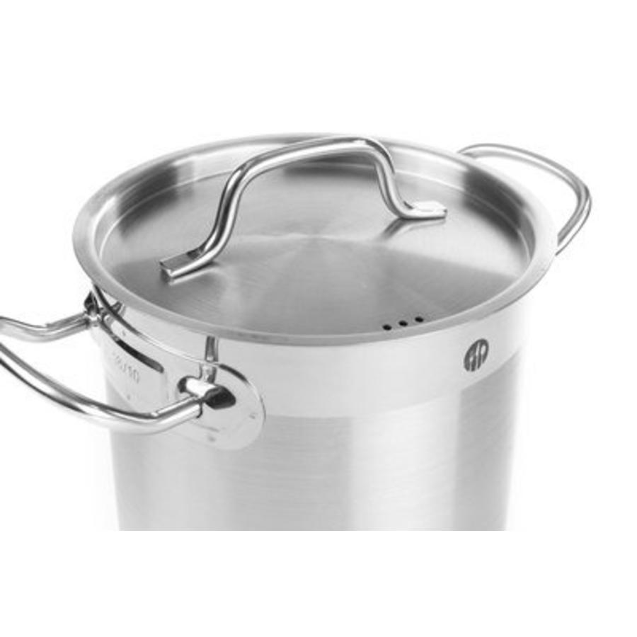 Kookpan met Deksel Professioneel | 7 Formaten