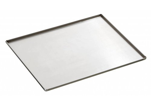 Bartscher Aluminium bakplaat b 40 x d 28 x h 1,1 cm