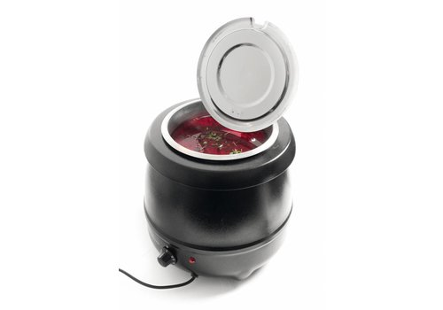 Hendi Electric hotplate for soup 8 liters