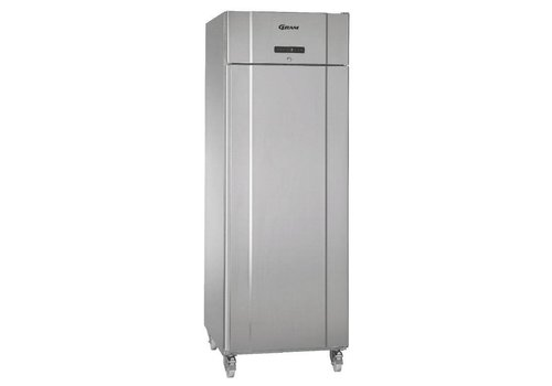 Gram K610R Compact 1-deurs RVS koeling 585 Liter