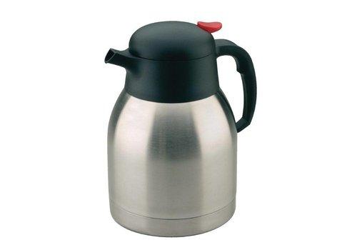 HorecaTraders Vielen Isolierflasche hot | 1,5 Liter
