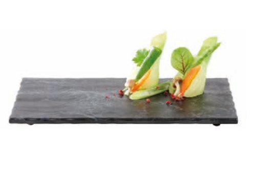 APS Serving leaf melamine | Granite stone effect