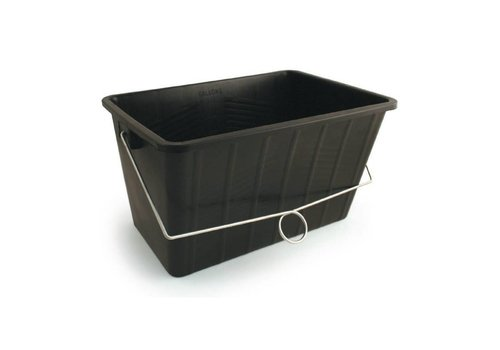HorecaTraders Heavy Duty Water Bucket 15 liters