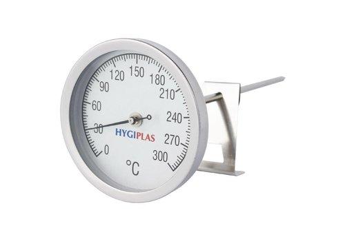 Hygiplas Fleischthermometer 0 ° C bis + 300 ° C