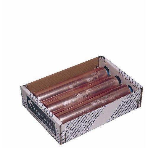 Cling film & Aluminum foil