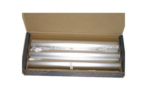 HorecaTraders Aluminiumfolie 30 cm x 100 meter
