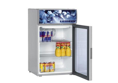 Liebherr BCDv1003 Flaschen Kühlschrank mit Glastür