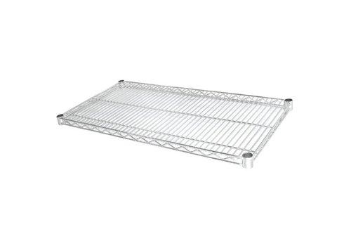 Vogue Modular shelf for storage rack 6 Formats