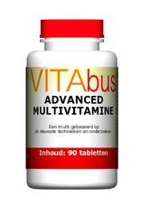 Advanced multivitamine de beste multivitamine in ons assortiment.