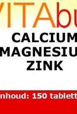 Vitabus Calcium Magnesium Zink complex 150 tabletten