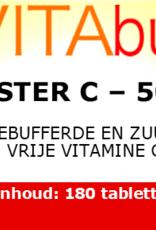 Vitabus Ester C 500  180 vegetarische tabletten