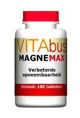 Vitabus MagneMax 180 vegetarische tabletten