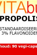 Vitabus Propolis 3% Flavonoïden 90 vegetarische capsules